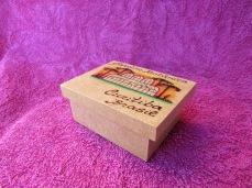 Caixa 7x5x3cm Botânico