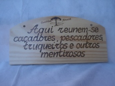 Placas p/churrasqueira